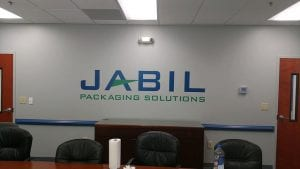 Wall Graphics JABIL