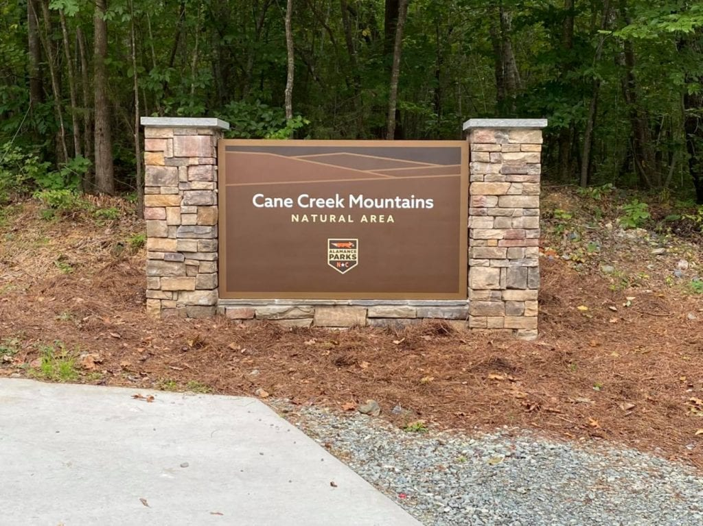 Cane Creek Mountains Monument